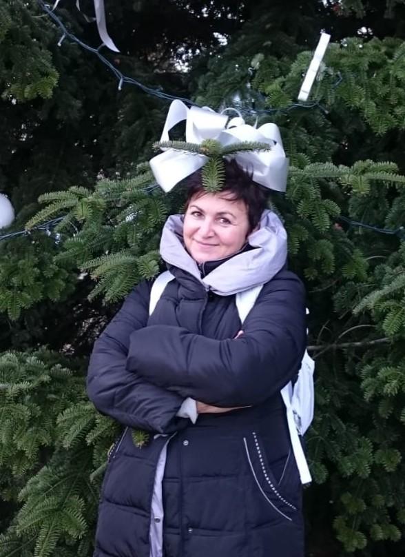 Елена Ютровска - официальный лицензированный русскоговорящий гид В Польше